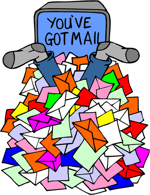 Unsubscribe: The case of too many emails