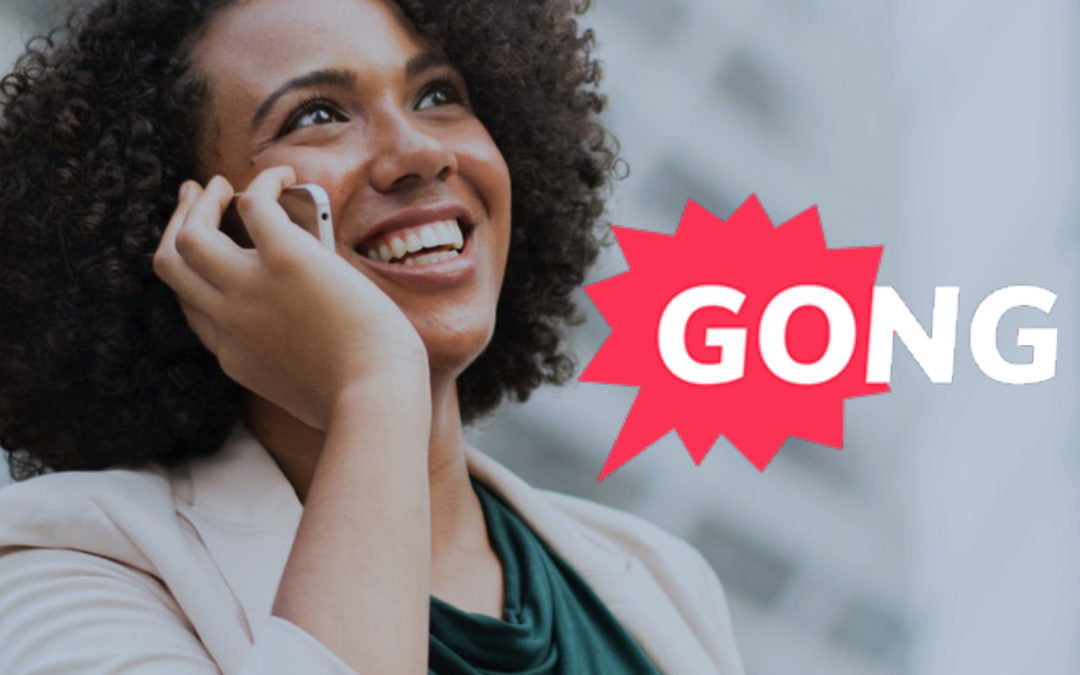 Using AI to Navigate a Successful Cold Call with Gong.io
